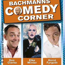 Bachmanns Comedy Corner - Kombi - Ticket in HAMBÜHREN * Hotel und Restaurant zur Heideblüte,