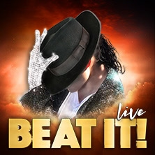 BEAT IT! - Die Show über den King of Pop! 2019 in MÜNCHEN * Circus - Krone - Bau,