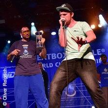 Beatbox Battle World Championship in BERLIN * ASTRA Kulturhaus