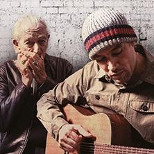 Ben Harper & Charlie Musselwhite in KÖLN * Live Music Hall