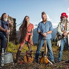 Ben Miller Band in ASCHAFFENBURG * Colos - Saal,