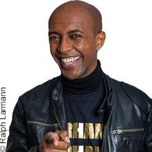 Berhane Berhane - Solo Show - Helden sind immer unterwegs