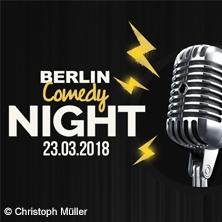 Berlin Comedy Night in Wernigerode in WERNIGERODE * Elmo Klub,