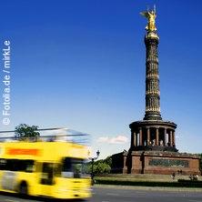 Berliner Schnauze Comedy Cabriobus Tour