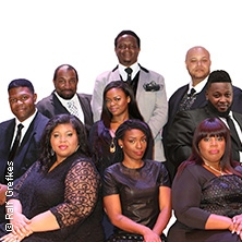 Rev. Gregory M. Kelly & The Best of Harlem Gospel in SCHWALMSTADT-ZIEGENHAIN * Schlosskirche Ziegenhain,