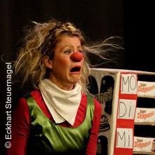 Bielefelder Clown Company in LÜDENSCHEID * Integrative Kulturwerkstatt Alte Schule,