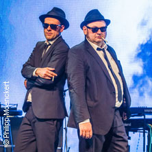 The Blues Brothers in HEIDELBERG * Kongresshaus Stadthalle Heidelberg,