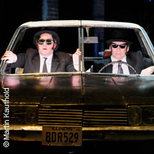 Blues Brothers - Saarländisches Staatstheater Tickets
