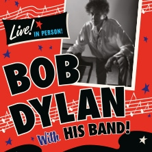 Bob Dylan With His Band in Erfurt, 09.07.2019 - Tickets -