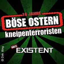 Böse Ostern - Kneipenterroristen in LÜBECK * Rider's Cafe,