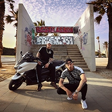 Bonez MC & RAF Camora in Münster, 14.02.2019 -