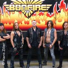 Bonfire - Live 2018 Tickets