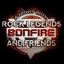 Bonfire & Friends: A Night With Rock Legends in BALINGEN * volksbankmesse Balingen,