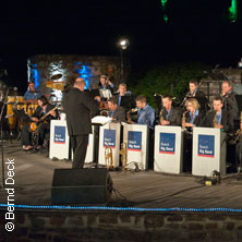 Bosch Big Band | Wetzlarer Festspiele in WETZLAR * Freilichtbühne Rosengärtchen,