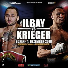 Boxen - Internationale Boxgala - Ilbay vs. Krieger in GUMMERSBACH * SCHWALBE arena,