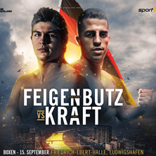 Internationale Boxgala - Feigenbutz vs Kraft
