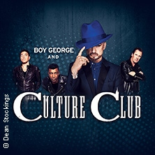 Boy George & Culture Club in Berlin, 05.12.2018 - Tickets -
