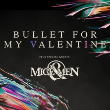 Bullet For My Valentine in Frankfurt am Main, 26.10.2018 - Tickets -