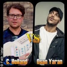 C. Heiland vs. Osan Yaran in HEIDELBERG * Frauenbad Heidelberg,