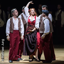Carmen - Musiktheater Essen in ESSEN * Aalto-Theater,