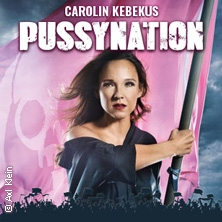 Carolin Kebekus - PussyNation in LEMGO * Phoenix-Contact-Arena,