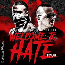 Cashmo & Twin - Welcome To Hate Tour 2019 in MÜNCHEN * TwentyTwo,