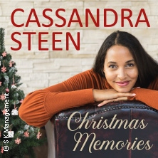Cassandra Steen - Christmas Memories - Schöne Bescherung! in MÜNCHEN * St. Matthäus Kirche,