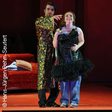 La Cenerentola (Aschenputtel) - Theater Heilbronn in HEILBRONN * Großes Haus,