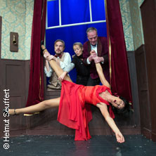 Chaos auf Schloss Haversham - The play that goes wrong | Stadttheater Aschaffenburg in ASCHAFFENBURG * Stadttheater Aschaffenburg,