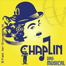 Chaplin - Das Musical in KARLSRUHE * Konzerthaus Karlsruhe