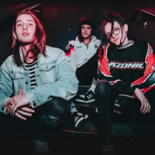 Chase Atlantic - Twenty Eighteen World Tour in BERLIN * Lido,