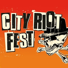 City Riot Fest presented by Broilers in Wiesbaden, 25.08.2018 - Tickets -