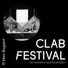 Clab Festival - Antipoden in HAMBURG * resonanzraum - Hochbunker,