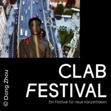 Clab Festival - Der Kleine Mensch in HAMBURG * resonanzraum - Hochbunker,
