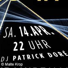 Bild für Event Club Night mit DJ Pat (Patrick Doré)