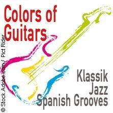 Colors of Guitars in HUSUM * Schloss Husum,