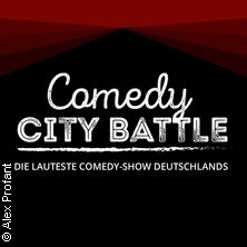 Comedy City Battle in HAMBURG * Bahnhof Pauli,