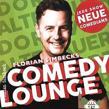 Comedy Lounge in Saulgrub - Moderator: Florian Simbeck