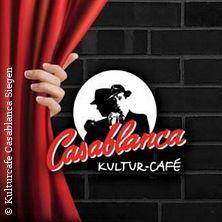 Comedy Night Siegen in SIEGEN * Kulturcafé Casablanca,