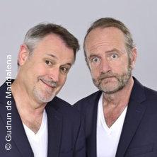 ComedyDinnerShow mit Ernst und Heinrich in AALEN/ UNTERKOCHEN * Hotel Das Goldene Lamm,