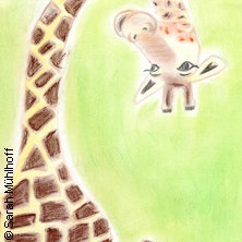 Company Danceworks - Giraffe Gerda und die Dschungelparty in WUPPERTAL * Barmer Bahnhof