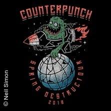Counterpunch in KAUFBEUREN * ROUNDHOUSE KAUFBEUREN,