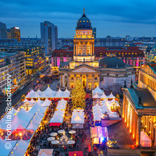 Bild für Event Crazy Christmas Market Tour in Berlin