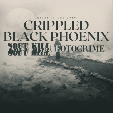 Crippled Black Phoenix: Great Escape - Tour 2019