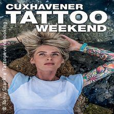 Cuxhavener Tattoo Weekend in CUXHAVEN * Veranstaltungszentrum/Kugelbake-Halle,