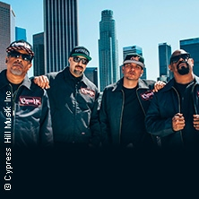 Cypress Hill in Stuttgart, 08.12.2018 - Tickets -