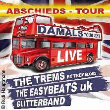 Damals 2019 -  Die Letzte - Die Abschiedstour in BERNAU B. BERLIN * Stadthalle Bernau,