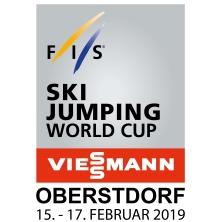 FIS Weltcup Skispringen Damen 2019 in OBERSTDORF * Audi-Arena Oberstdorf,
