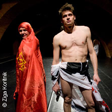 Damned be the traitor of his homeland! - Maxim Gorki Theater Berlin in BERLIN * Maxim Gorki Theater