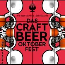 Das Craftbeer Oktoberfest in MÜNCHEN * Reithalle,
